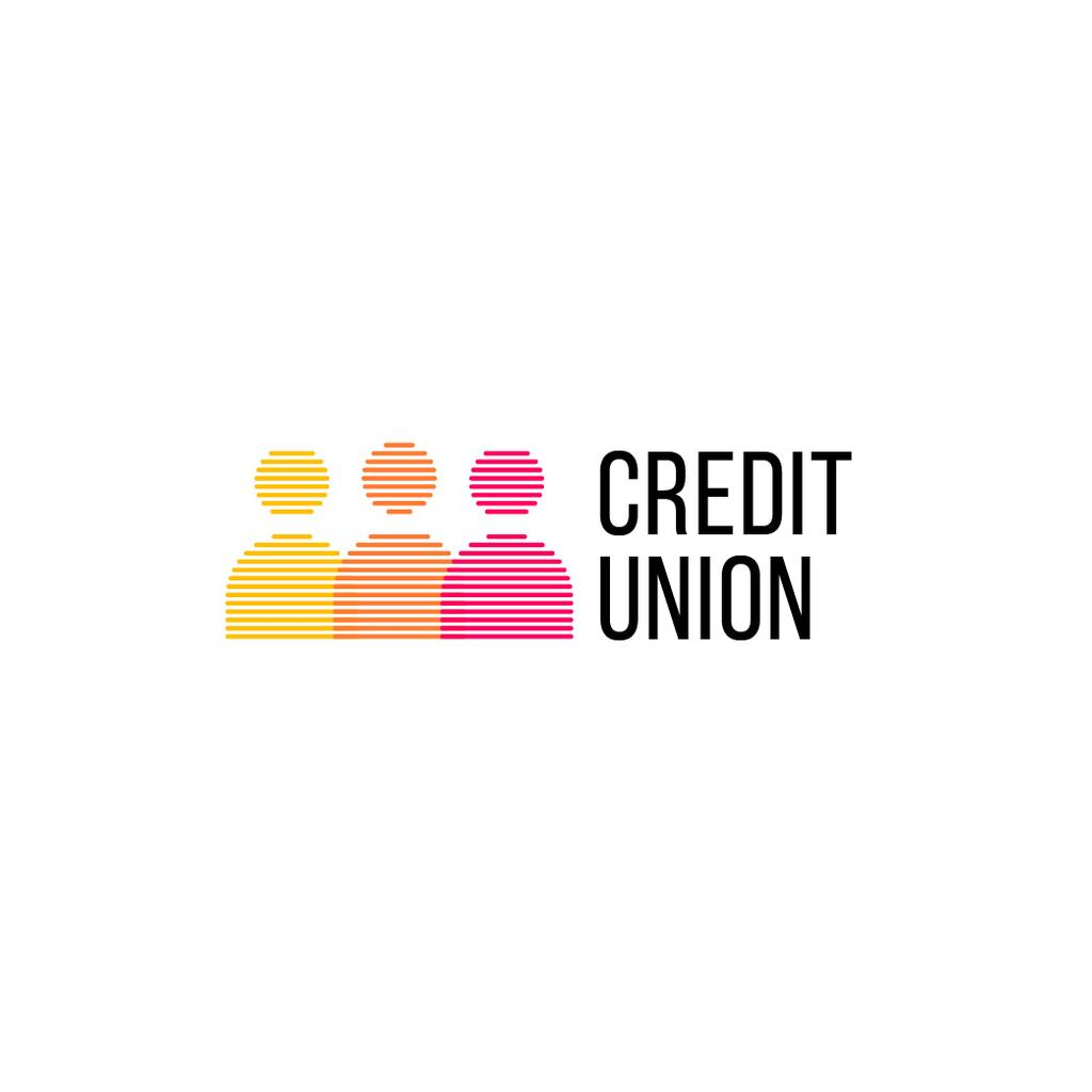 Credit Company People Silhouettes Icon — Створити дизайн