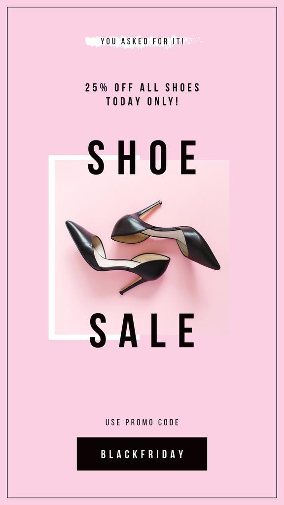 Female fashionable shoes — Crear un diseño