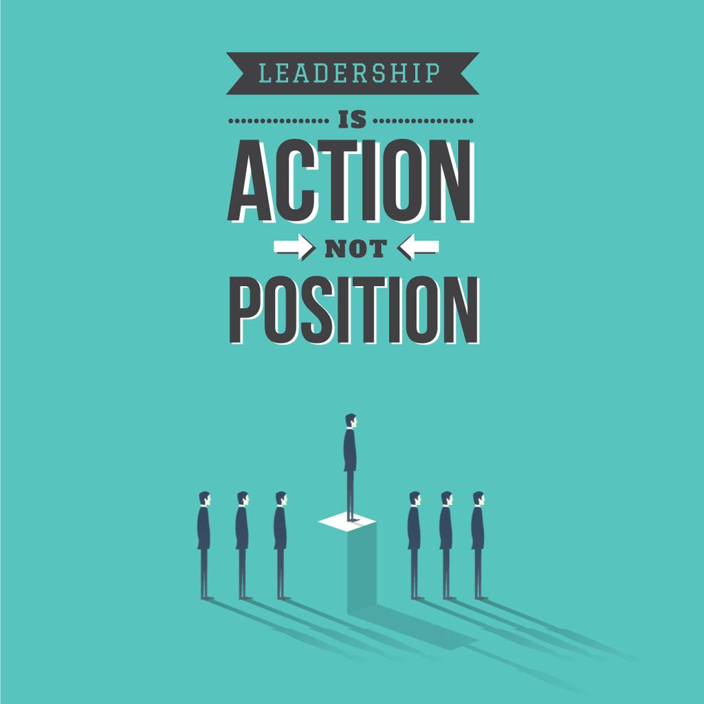 business leadership concept  — Crear un diseño
