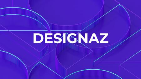 Design Company services ad Presentation Wide – шаблон для дизайна