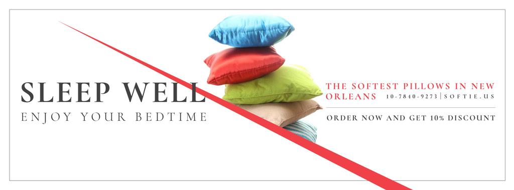 The softest pillows in New Orleans — Создать дизайн
