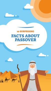 History of Passover Jewish holiday