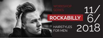 Workshop series with Attractive Man