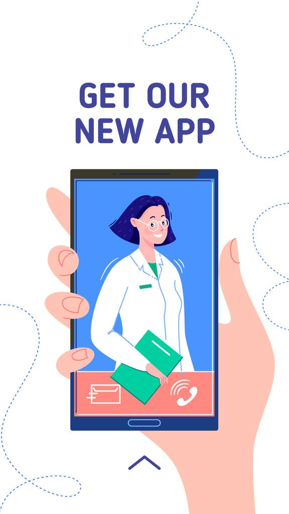 Online Medical consultation — Crear un diseño
