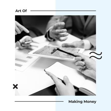 Art of making money