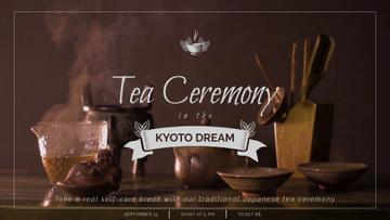 Japanese Tea Ceremony Pot and Ceramics