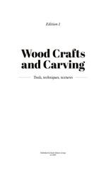 Man in Wooden Craft Workshop