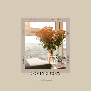 Design Offer with Cozy Interior