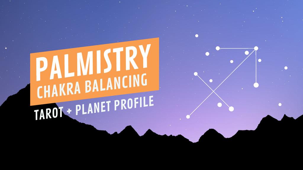Night sky with Sagittarius constellation — Maak een ontwerp
