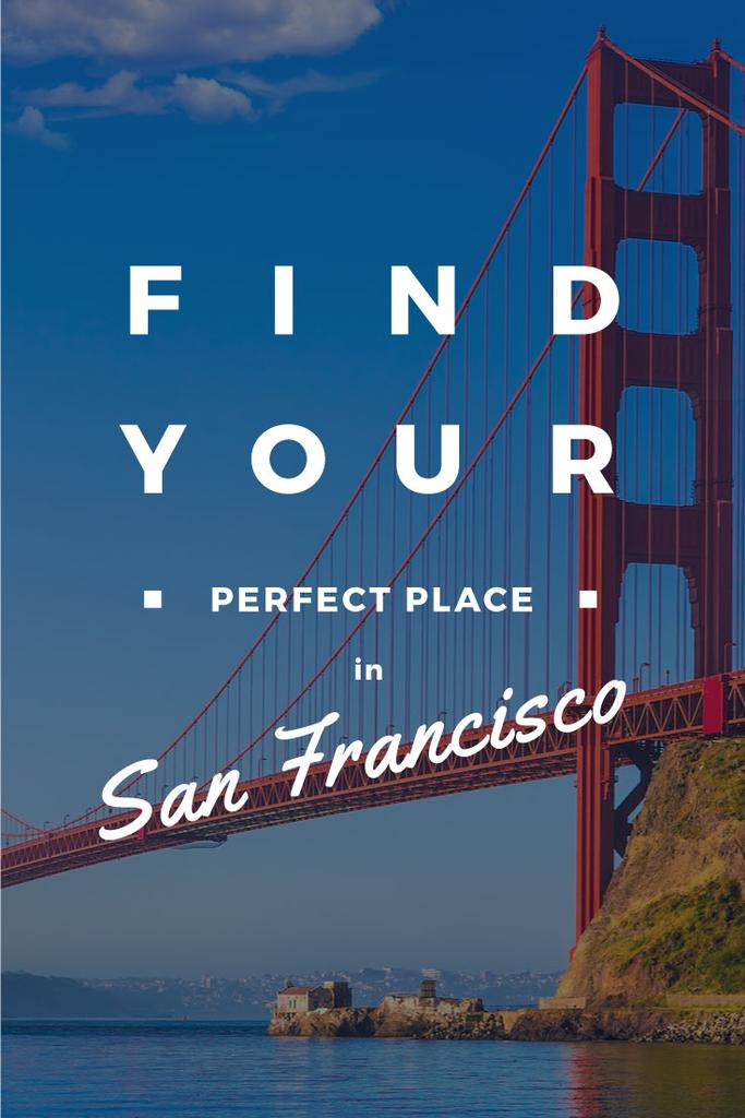 San Francisco city —デザインを作成する