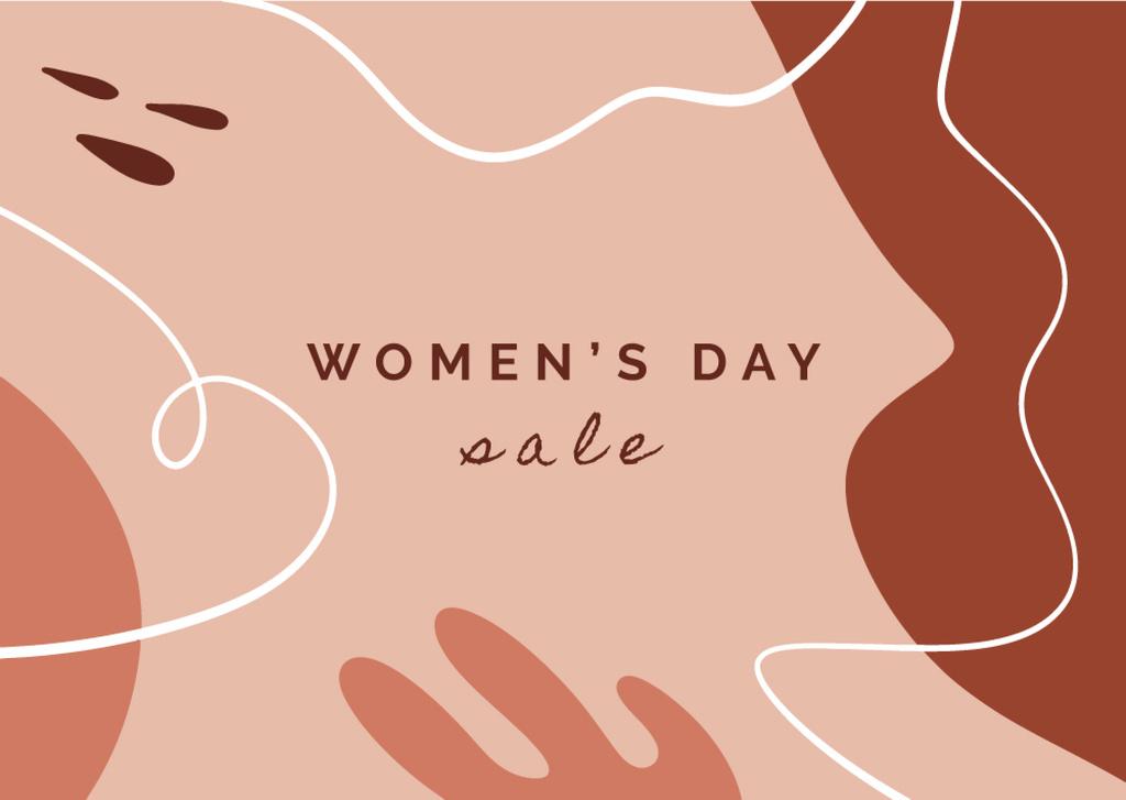 Women's Day Special Sale — Создать дизайн