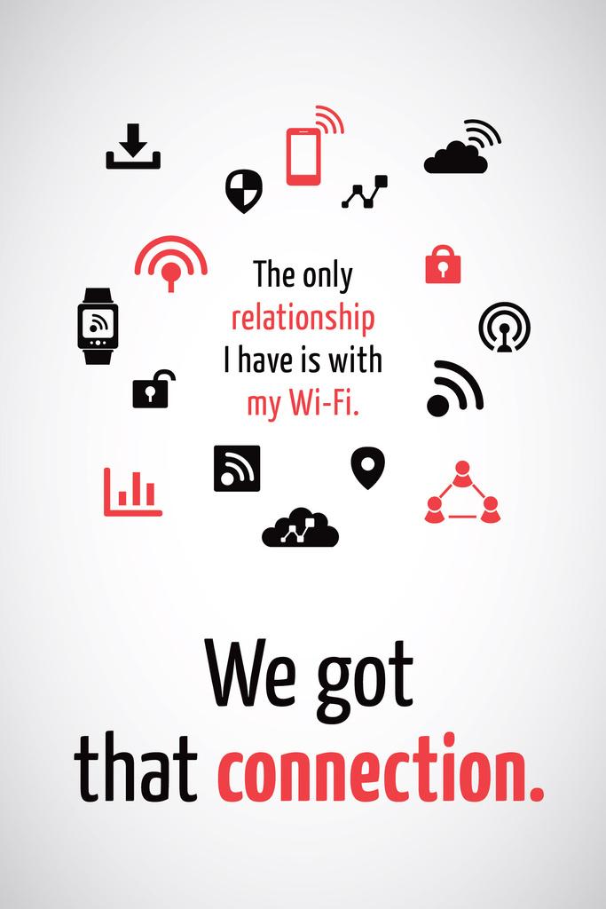 Wi-fi connection icons — ein Design erstellen