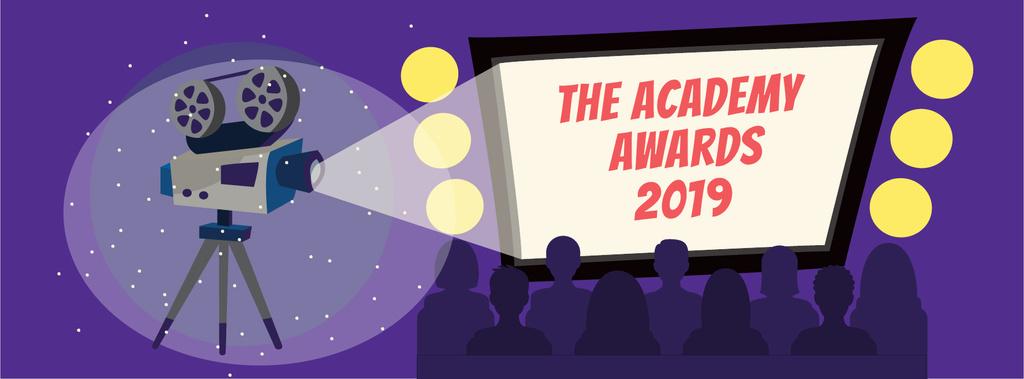 Annual Academy Awards announcement — Maak een ontwerp