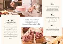 Pastry Baking Masterclass Announcement