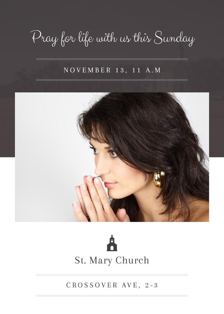 St. Mary Church — Создать дизайн