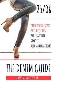 The denim guide website