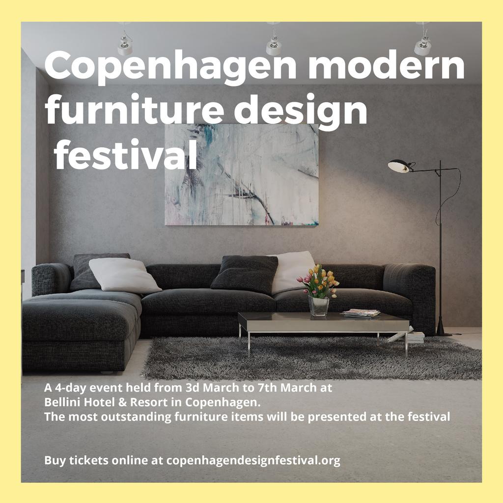 Copenhagen modern furniture design festival create a design