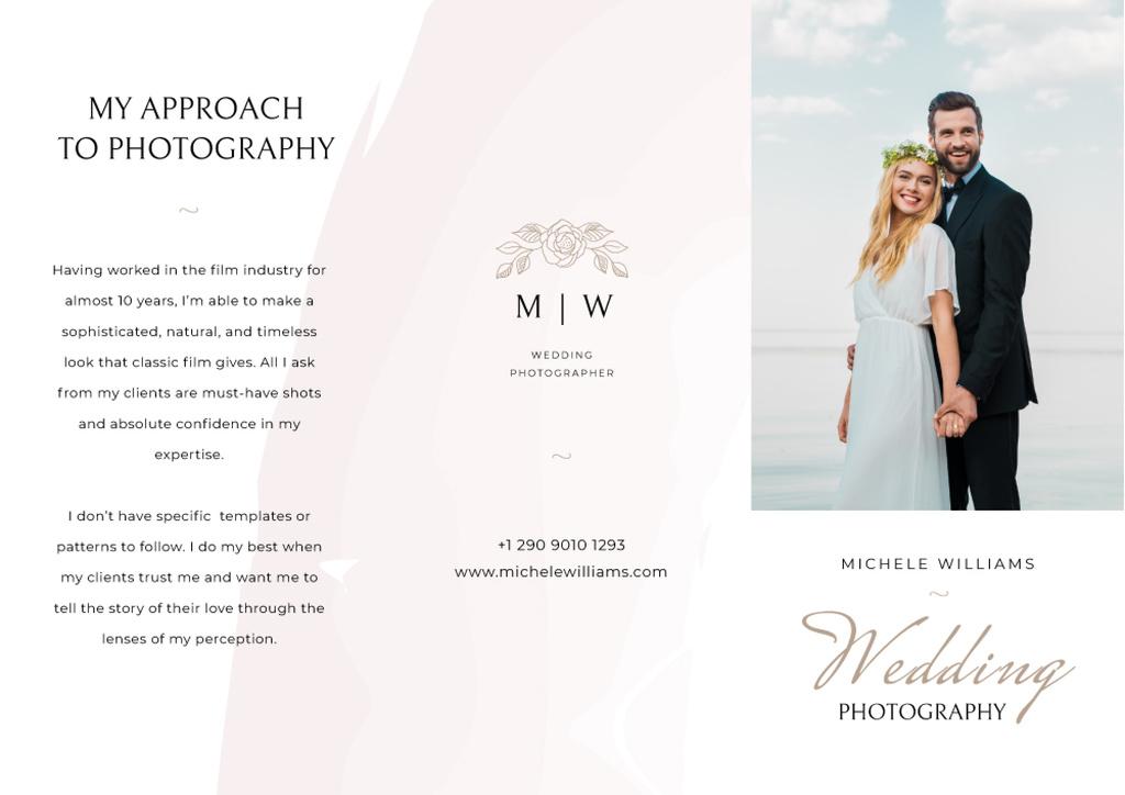 Wedding Photographer services — Create a Design