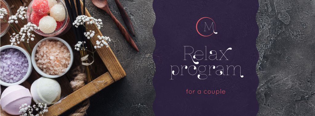 Relax Program for Couple Offer — Створити дизайн