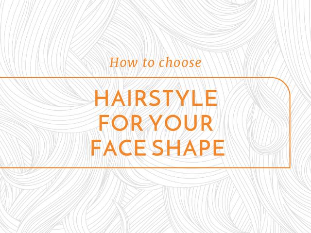 Plantilla de diseño de Hairstyle Tips with Curly Lines Pattern Presentation