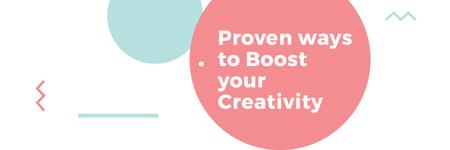 Citation about proven Creativity Twitter Modelo de Design