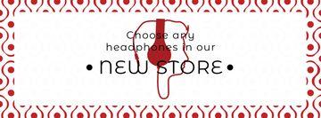 Gadgets Sale Man in Headphones