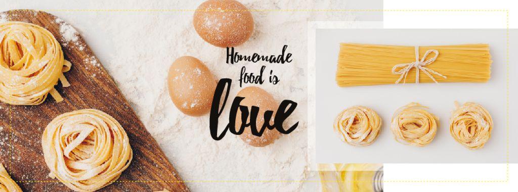Cooking Italian pasta — Maak een ontwerp