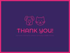 Pet Shop Icon in Pink