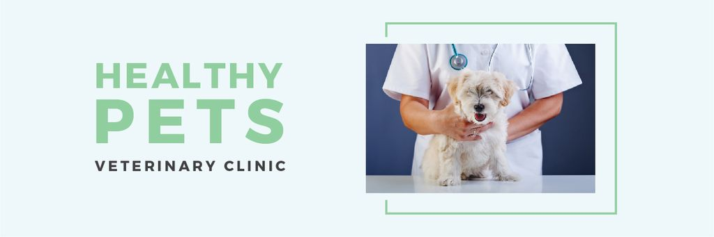 Healthy pets veterinary clinic — Create a Design