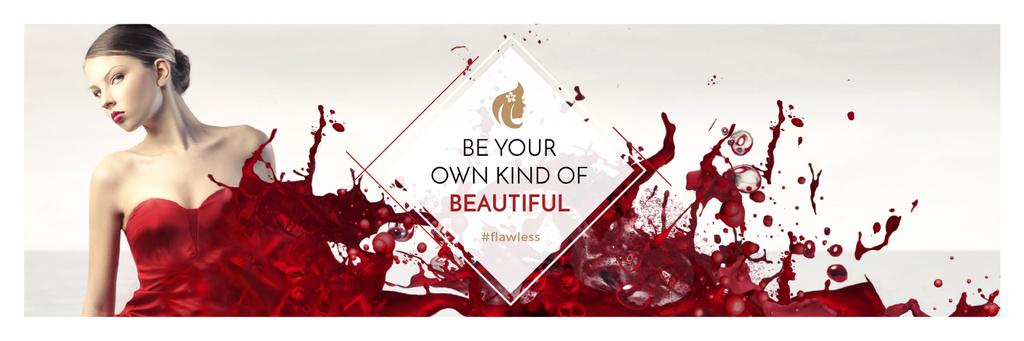 Citation for girls about beauty - Vytvořte návrh