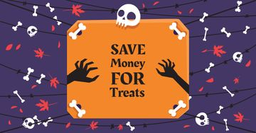 Halloween holiday poster