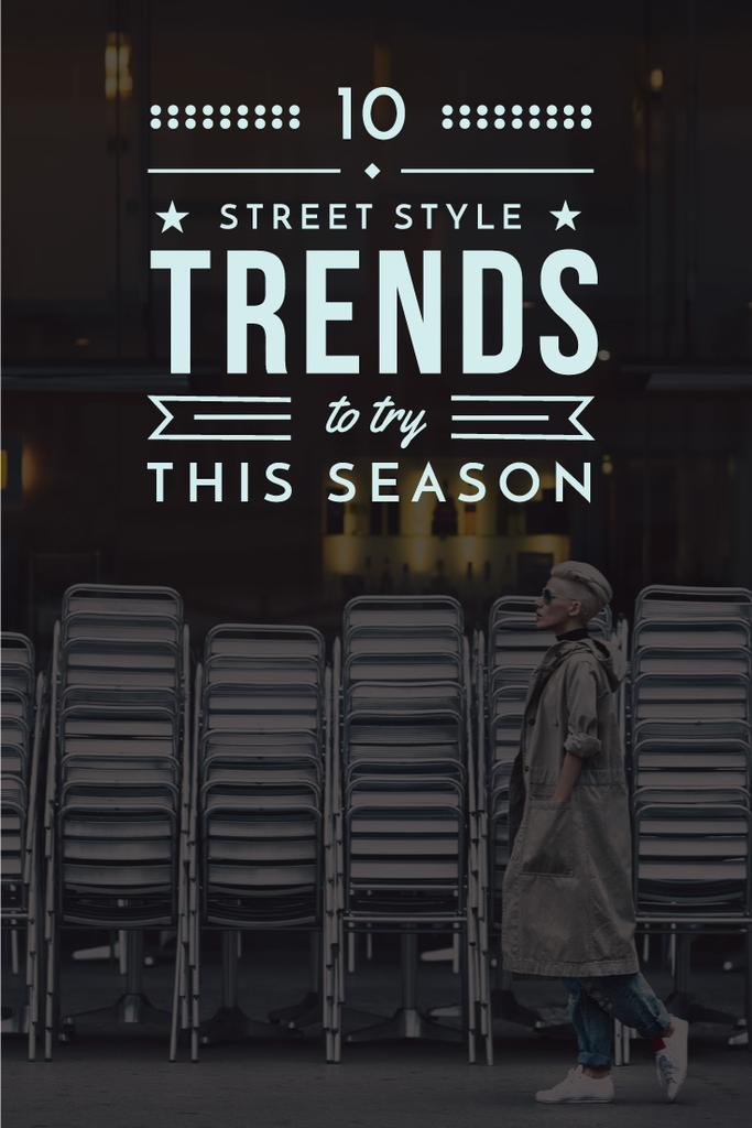 Street style trends — Create a Design