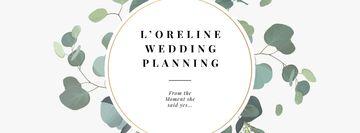 Wedding Planning services ad