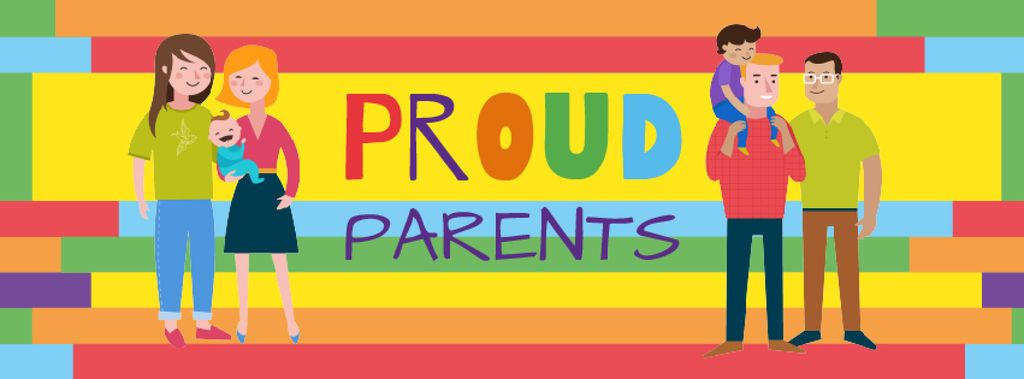 LGBT parents with children — ein Design erstellen