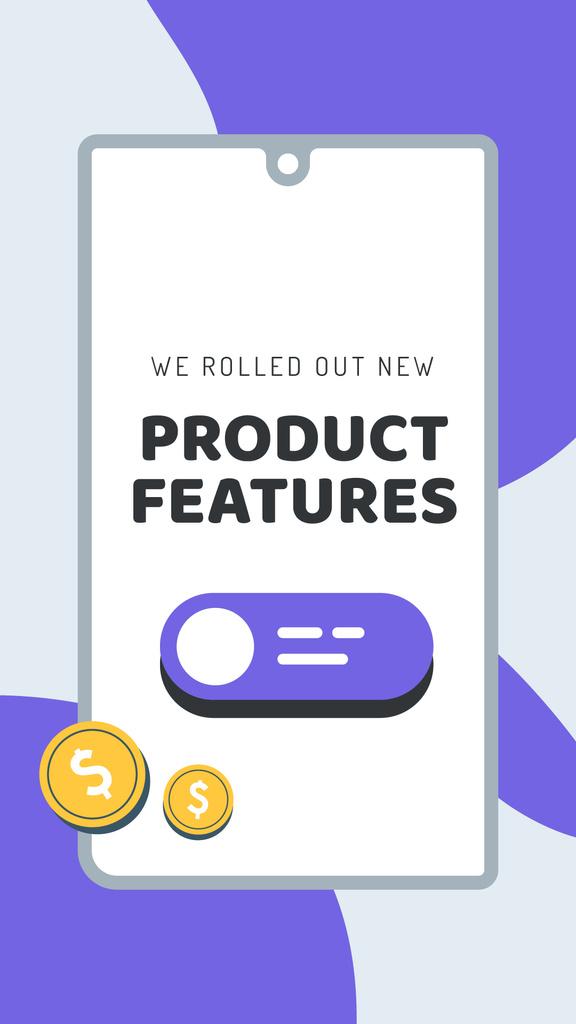 Software Privacy features update — ein Design erstellen