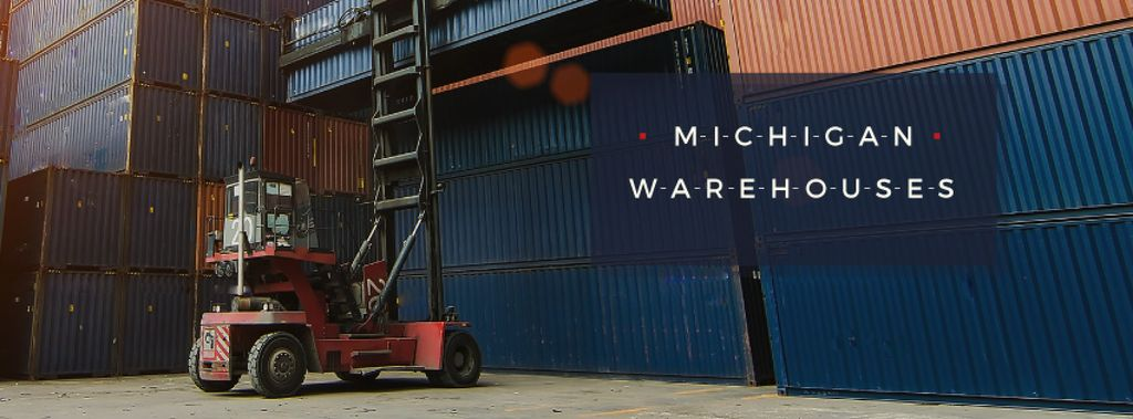 Michigan warehouses poster — Crear un diseño