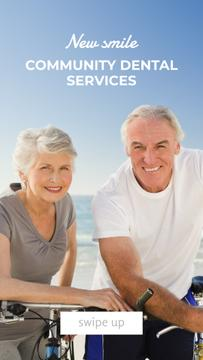 Dental services for elder people