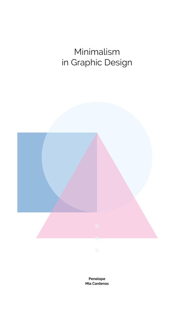 Minimalism in Design Colorful Geometric Figures — Створити дизайн