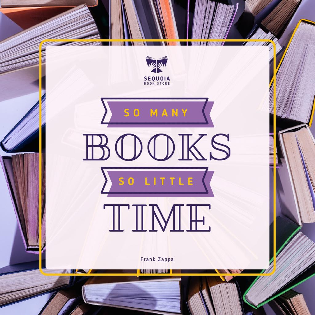 Scattered books Frame — Crea un design