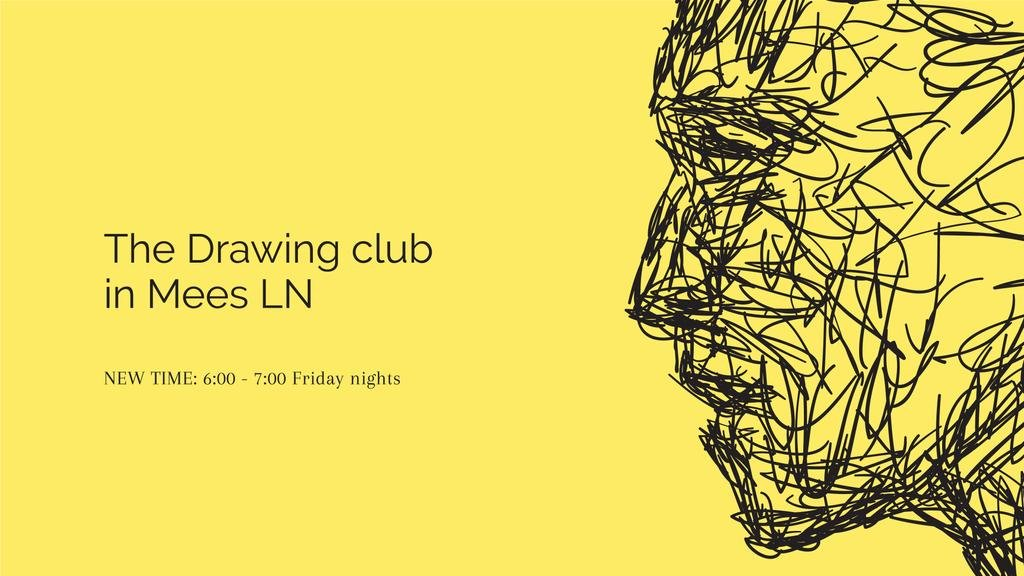 The Drawing club in Mees LN — Створити дизайн