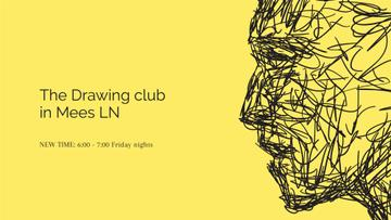 The Drawing club in Mees LN
