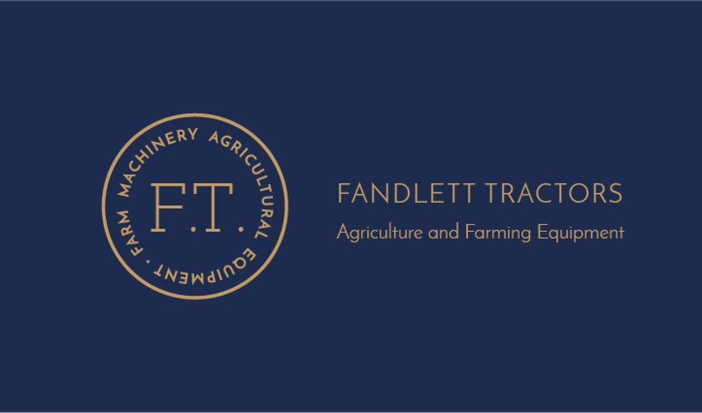 FT logo inscription — Crea un design