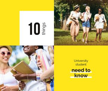10 things to university student