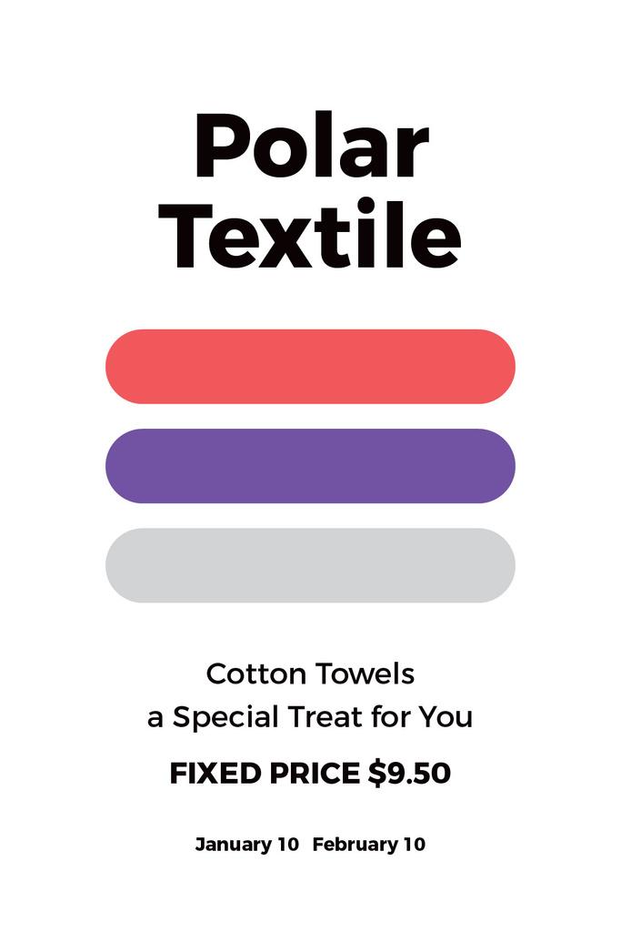 Polar textile shop — Créer un visuel