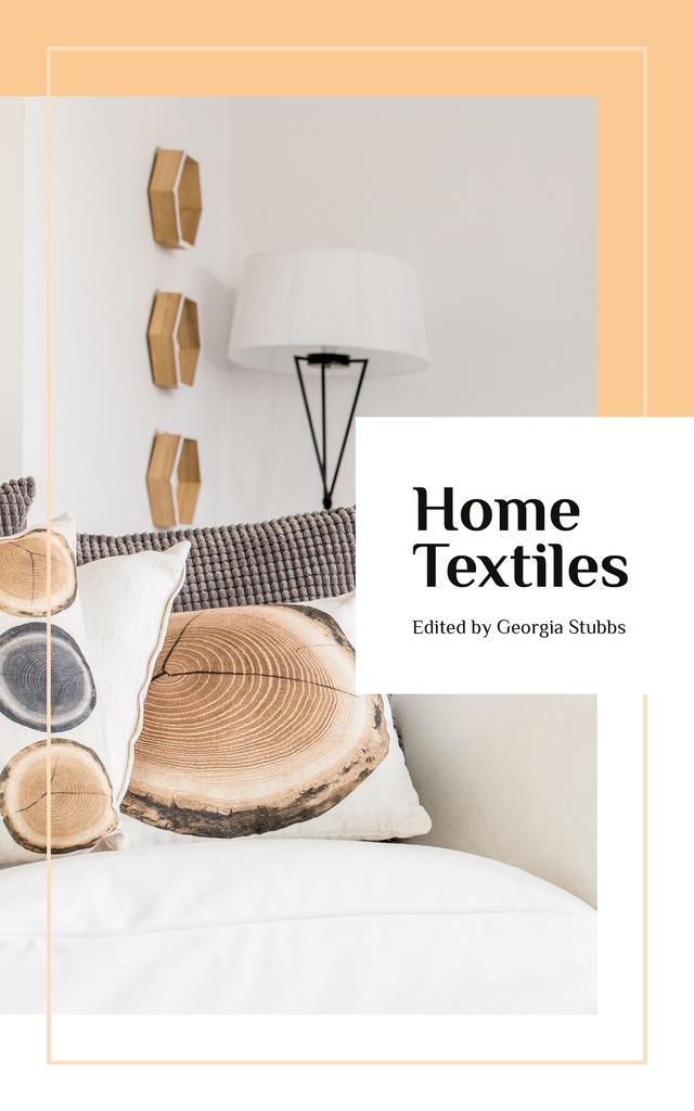 Cozy interior in light colors — Create a Design