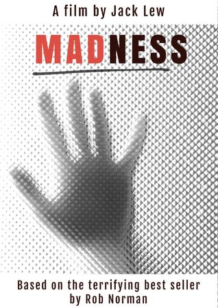 Template di design Madness film poster Poster