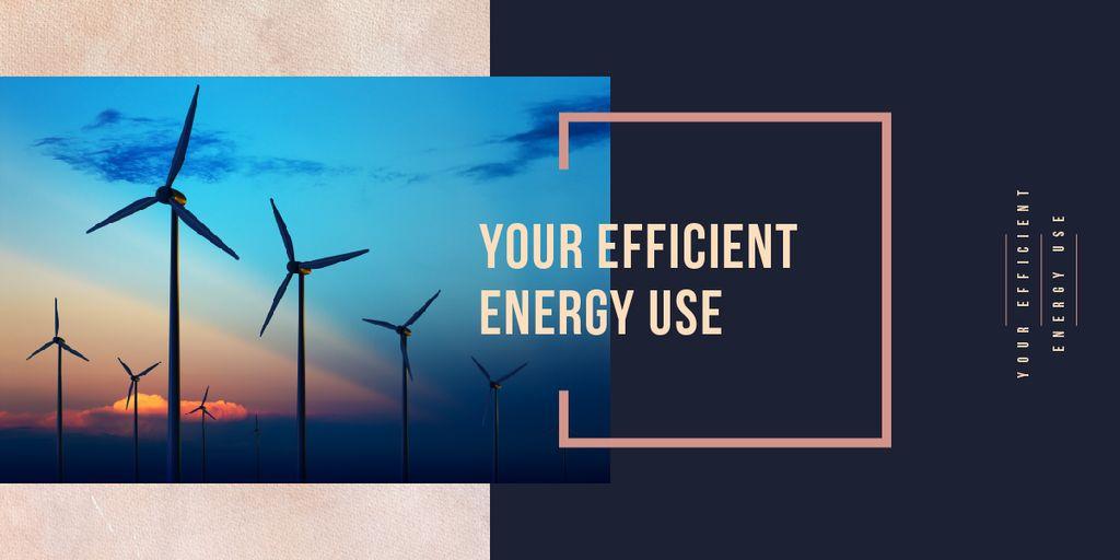Wind turbines farm — Crear un diseño