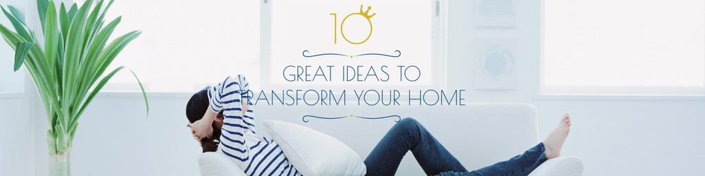 Home transformation concept — Crea un design