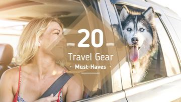 20 Travel Gear Must-Haves