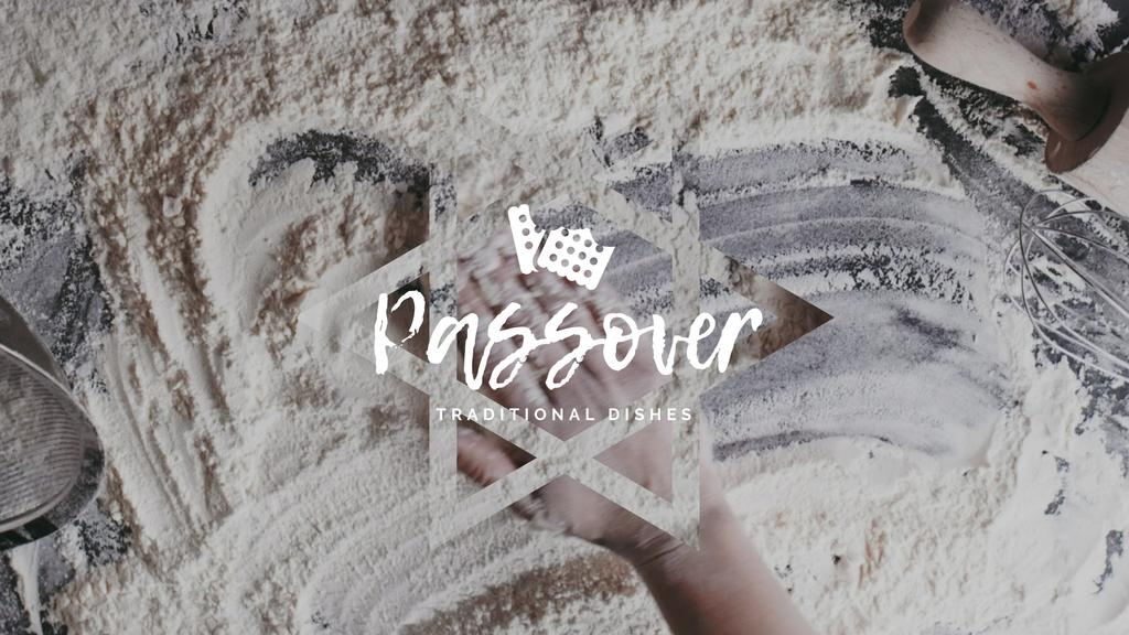 Cooking bread for Passover — Create a Design